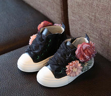 Load image into Gallery viewer, Floral Sneaker - The Boutique by Sour Apple Beauty Bar