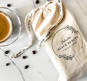 Black Beauty Organic Coffee - The Boutique by Sour Apple Beauty Bar