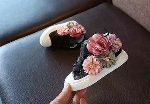 Floral Sneaker - The Boutique by Sour Apple Beauty Bar