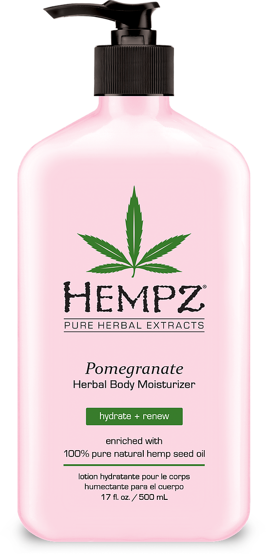 POMEGRANATE herbal body moisturizer - The Boutique by Sour Apple Beauty Bar