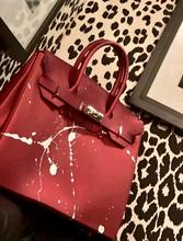 HATE COUTURE Splatter Tote | MYL - The Boutique by Sour Apple Beauty Bar