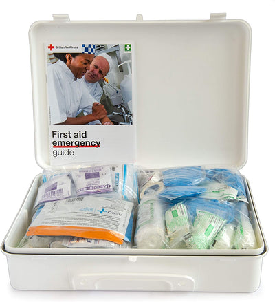 British red cross workplace first aid kit large 2