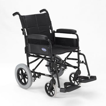 "Invacare Ben NG Transit Wheelchair (Black) - 315mm/12"" Wheel"