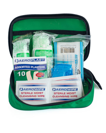 Personal and Travel First Aid Kit