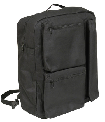 Deluxe Scooter Crutch Bag (Black)