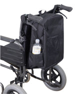 Deluxe Wheelchair Bag (Black)