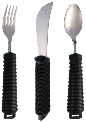Bendable Cutlery Set (Three Piece)