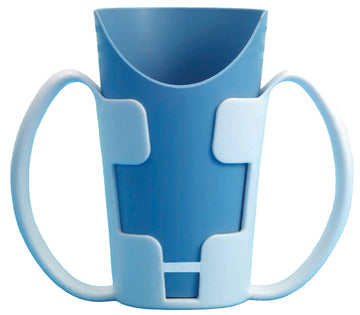 Double-handled Cup Holder (Blue)