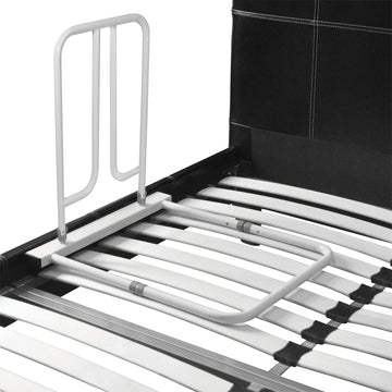 Solo Bed Transfer Lever for Slatted Beds with Straps (White)