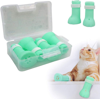 Anti-Scratch Cat Shoes Boots