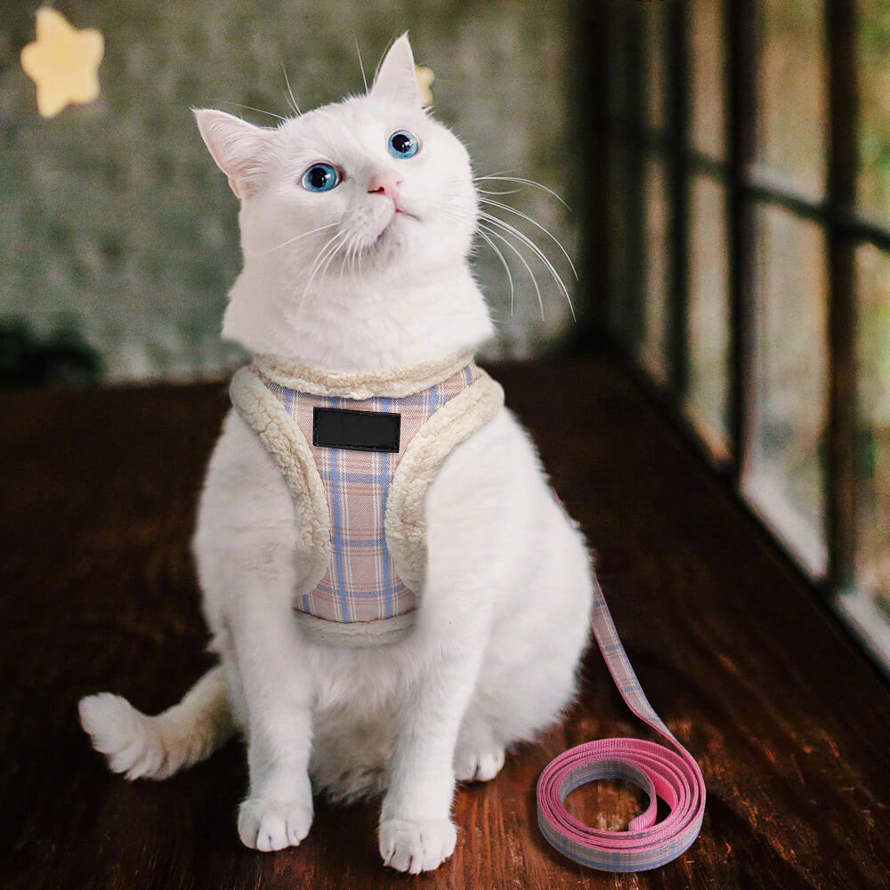 CatPrestige® Soft Padded Cat Harness Vest