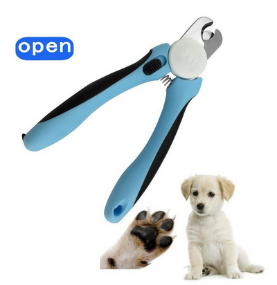 PET NON-SLIP NAIL CLIPPERS