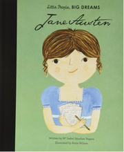Load image into Gallery viewer, Jane Austen (Little People, BIG DREAMS, 12) Hardcover