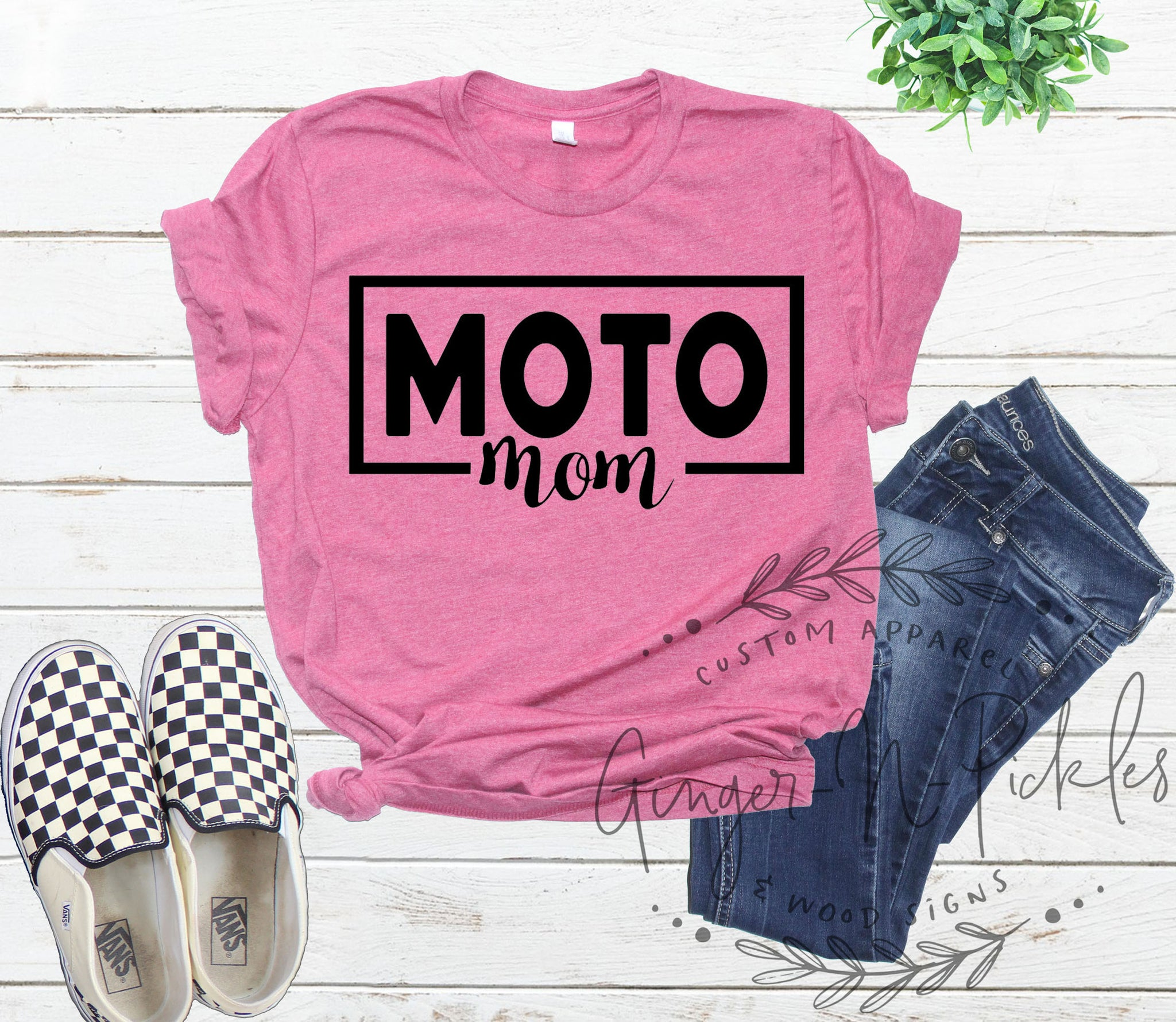 Moto Mom Shirt, Short Sleeve Race Mom Shirt, Dirt Bike Racing Shirt, Dirt Bike Mom Shirt, Gift for Mom