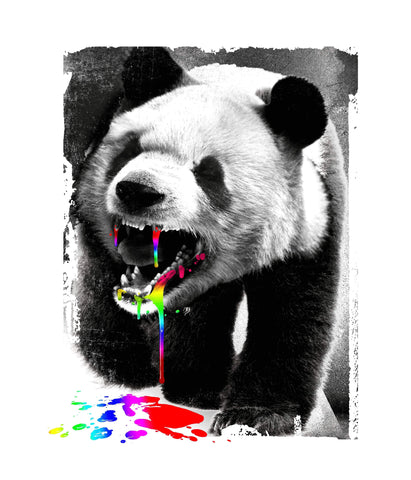 Deadly Panda T-Shirt Shirts