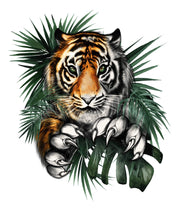 Jungle Tiger T-Shirt Shirts