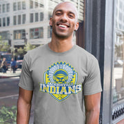 Jacksonville Indians Yellow