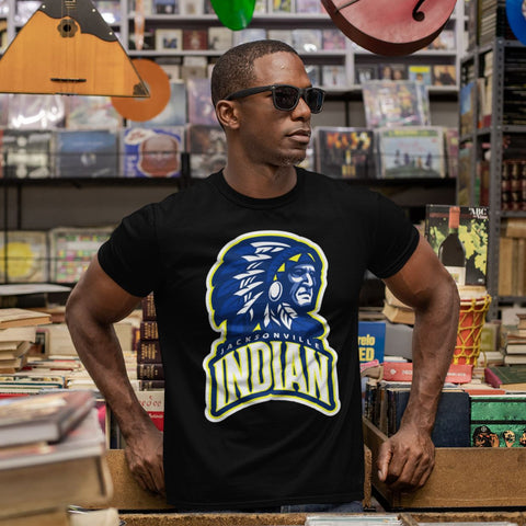 Jacksonville Indian T-shirt 2020 Big Chief Limited
