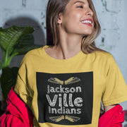 Jacksonville Indians T-shirt Brown