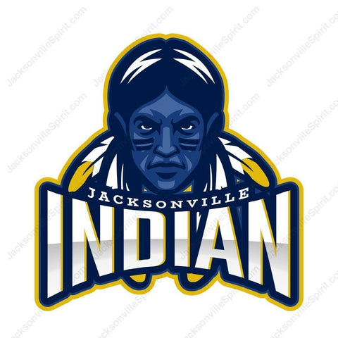 Jacksonville Indian T-shirt 2020 Brave Select