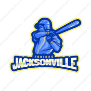 Jacksonville Indian T-shirt Swing Away