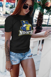Jacksonville Indians T-shirt 2020 NDN Pitcher - Jacksonville Texas Indian Apparel