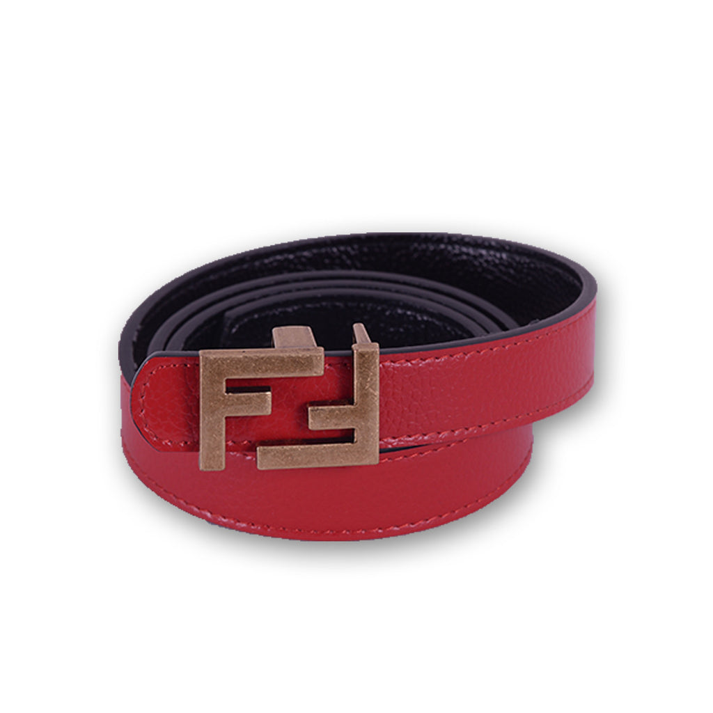 Fandi Women Belt Red