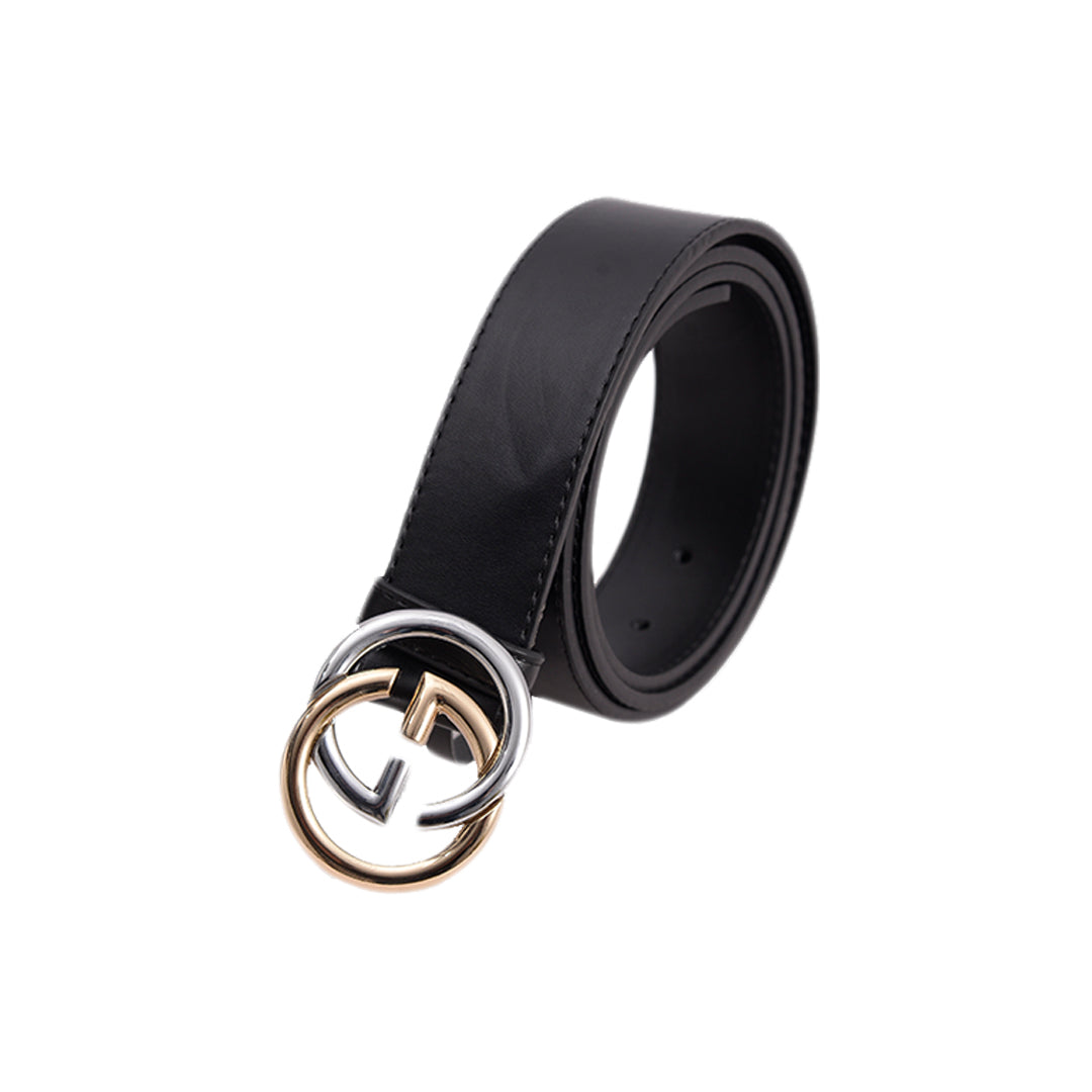 Gui Black/Gold Belt