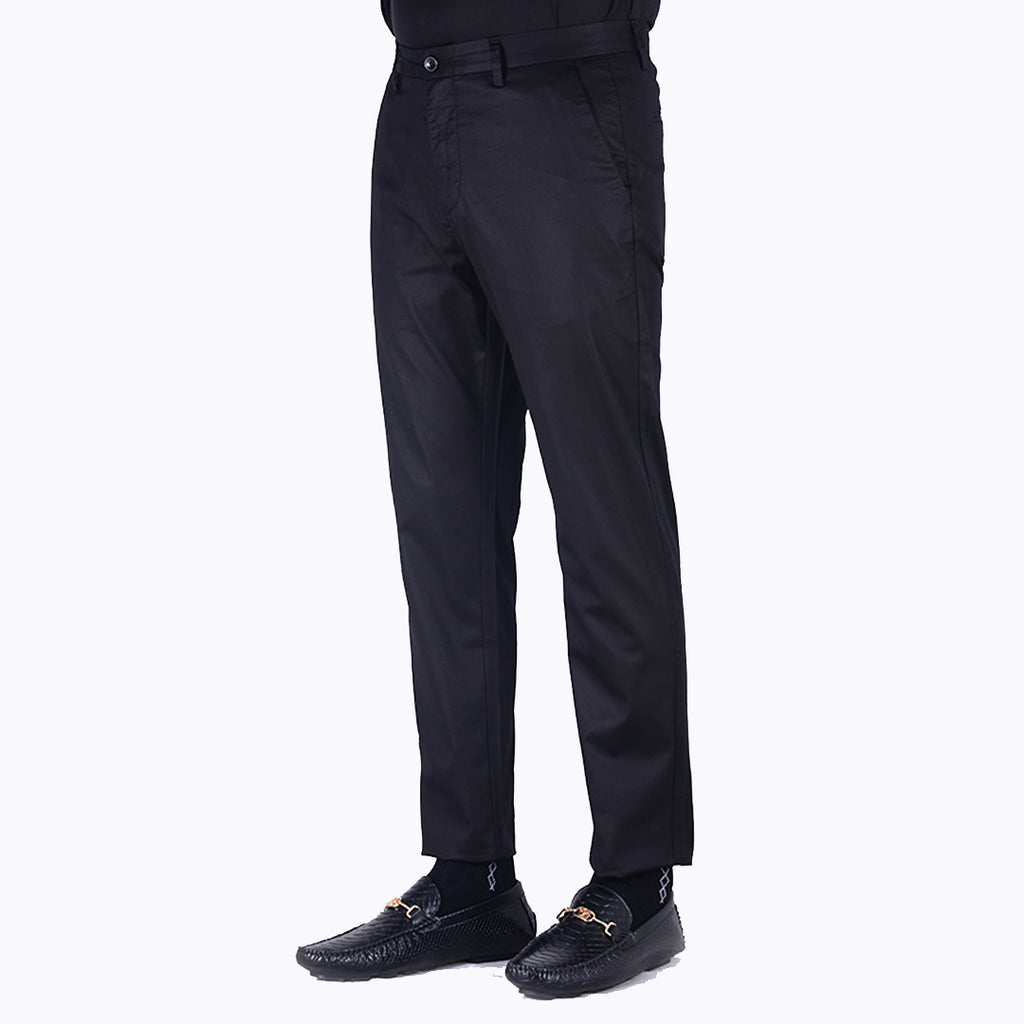 Berbry Cloud Black Pant