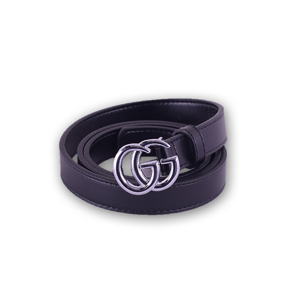 Gucci Women Belt Black, Blacksilver, Blackgolden