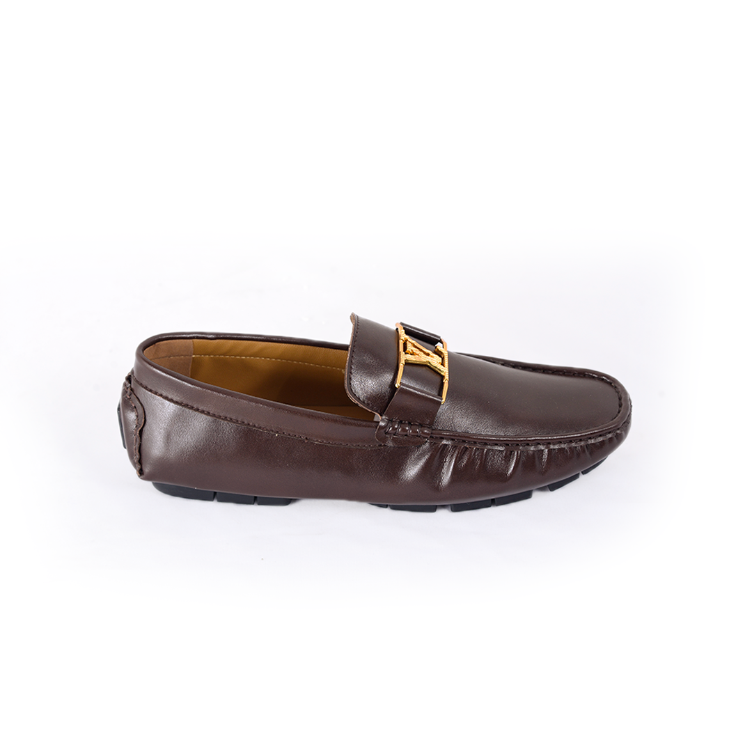 Men Casual Shoes - Brown