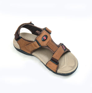 Walnut Brown Sandals