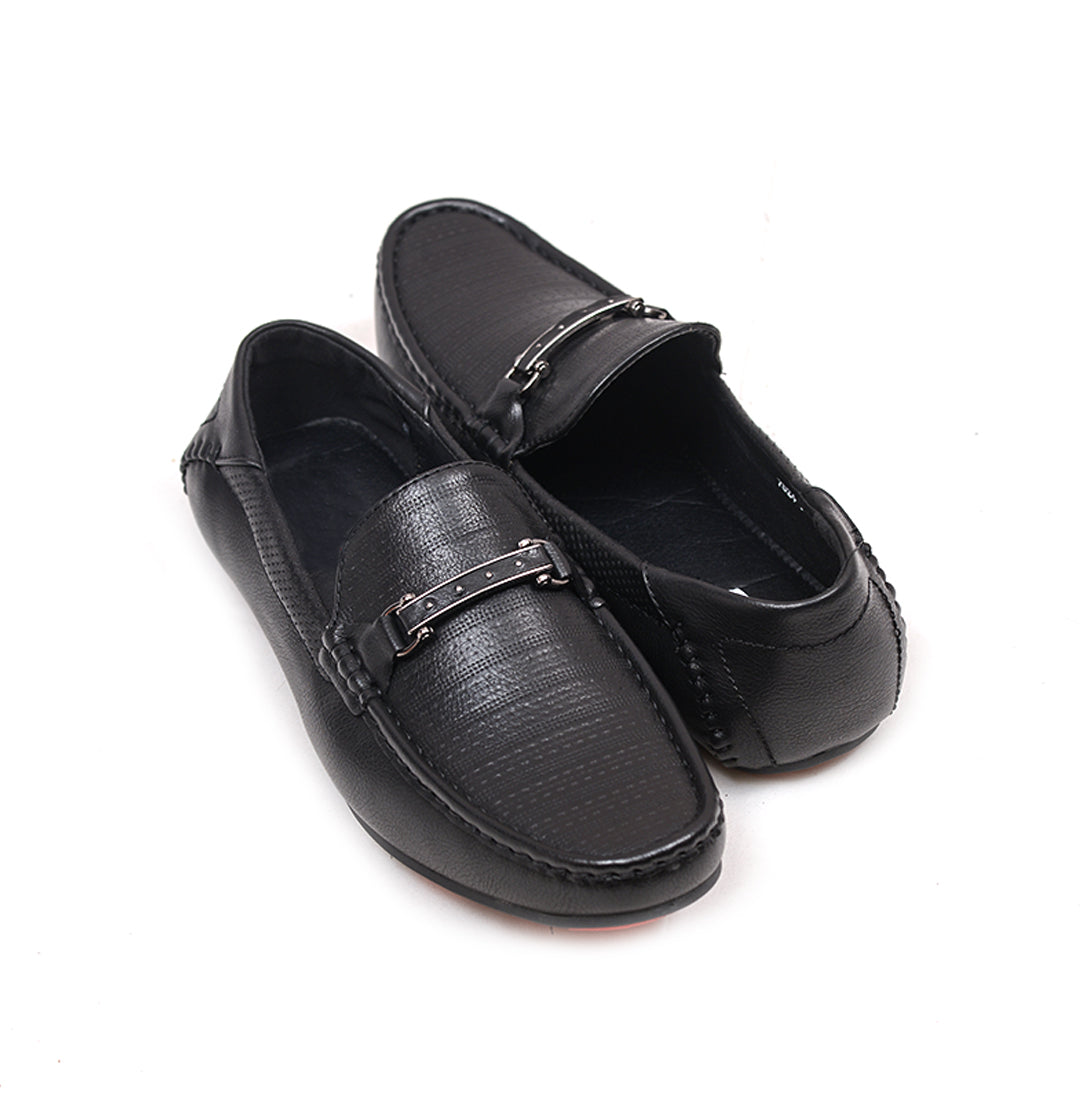 Jet Black Shoes