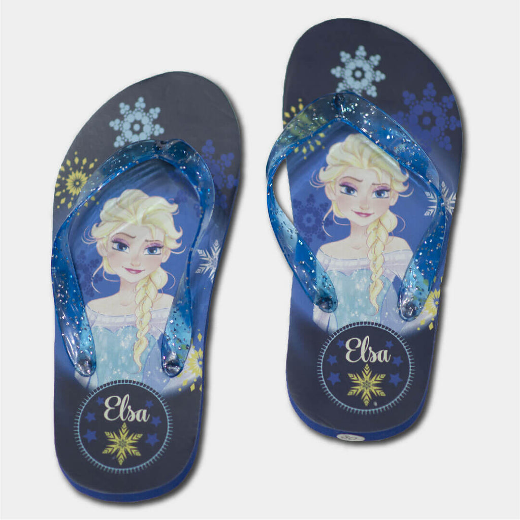 gravity kids galaxy blue slippers
