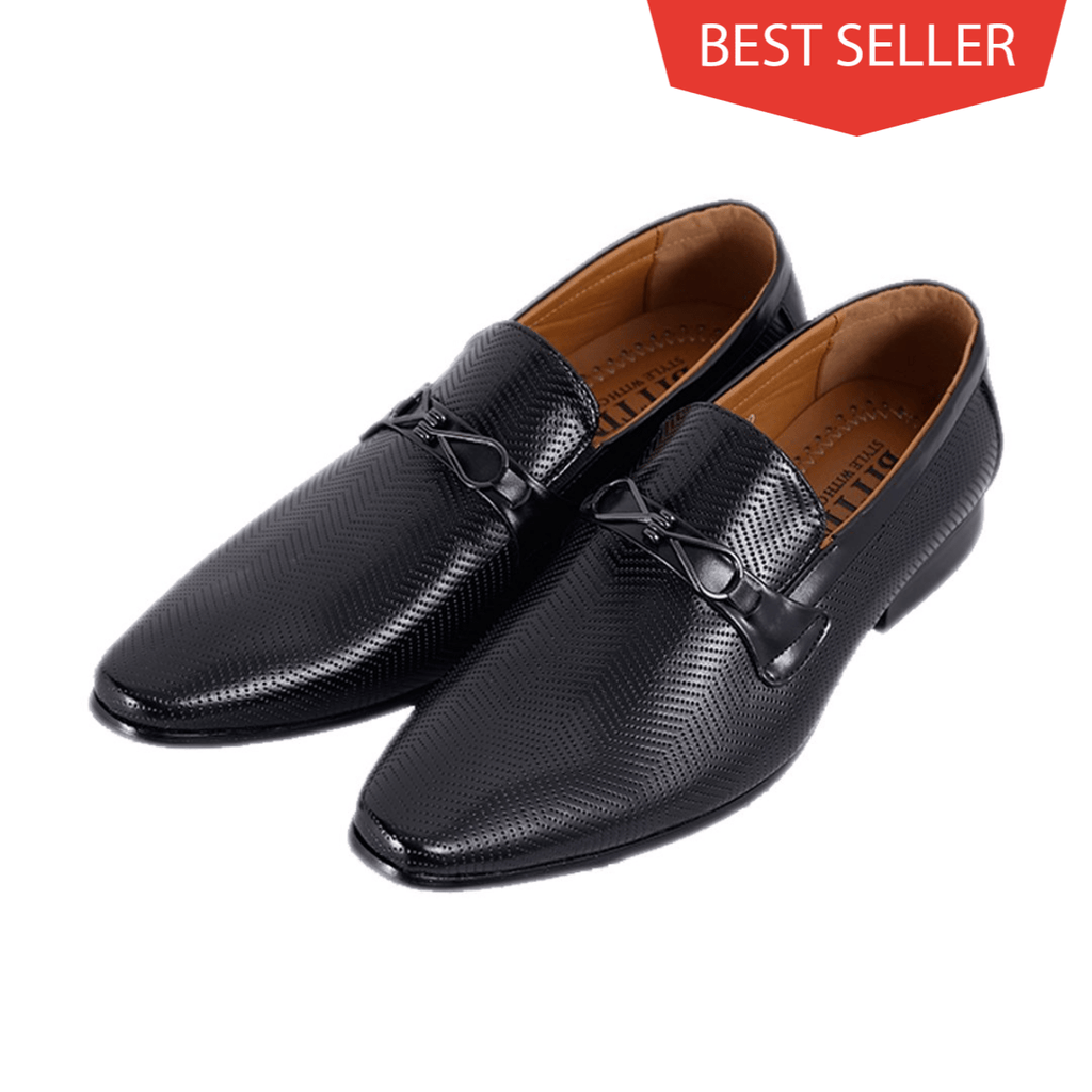 Men Dress Shoes - Black