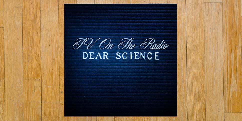 TV on the Radio Dear Science Album Cover