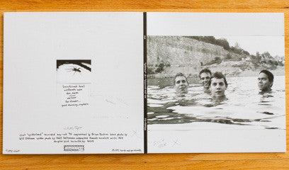 Slint Spiderland (remastered) Limited Edition CDs + DVD In LP Size Gatefold (Remnant From Box Set)