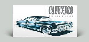 CALEXICO The Black Light Deluxe 20th Anniversary Edition