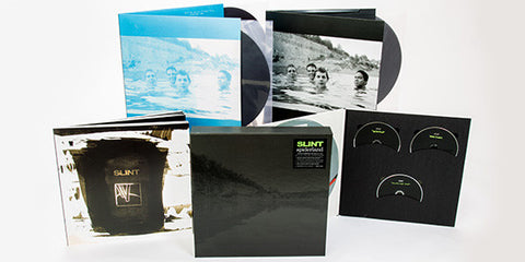 Slint Spiderland (remastered) Box Set