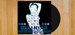 BRAINIAC Hissing Prigs in Static Couture (Black Vinyl)