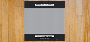 SHELLAC The End of Radio (Peel Sessions Double Album)