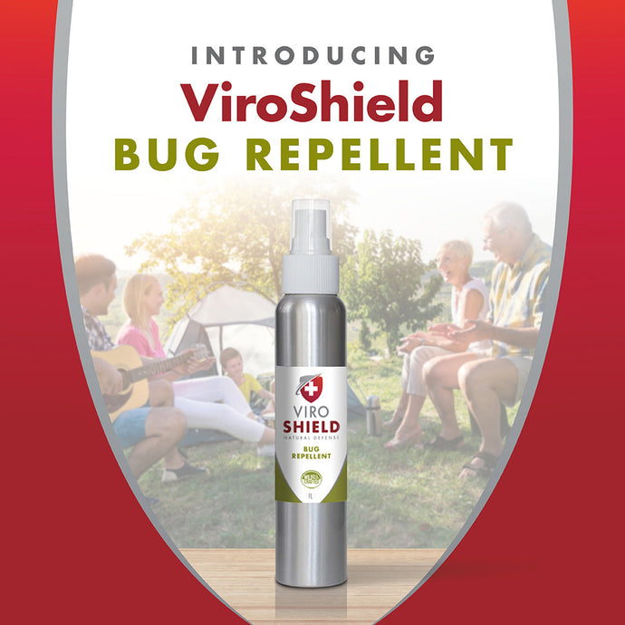 Shield Yourself From Pesky Bugs! We've Got You Covered...Naturally