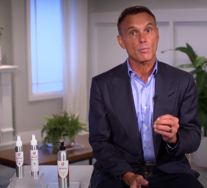 Kevin Harrington talks about why he trusts ViroShield