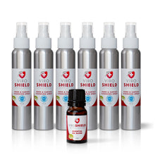 Load image into Gallery viewer, Cleansing Spray and Essential Oil Blend Bundle (6 spray, 1 blend)