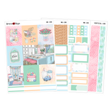 Easter - Weekly Sticker Kit Sheets (FOILED & NON FOILED)