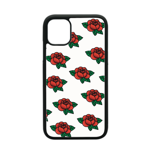 Tattoo Roses Phone Case