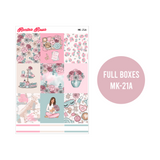 Mother's Day - Weekly Sticker Kit Sheets (FOILED & NON FOILED)