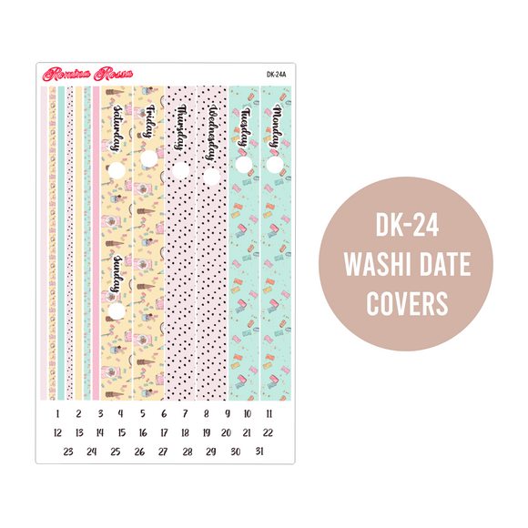 Banana Split - Daily Planner Stickers
