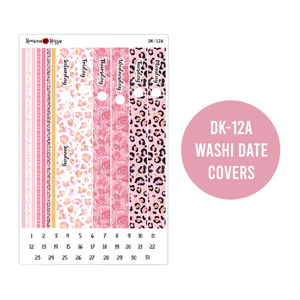 Glamorous - Daily Planner Stickers