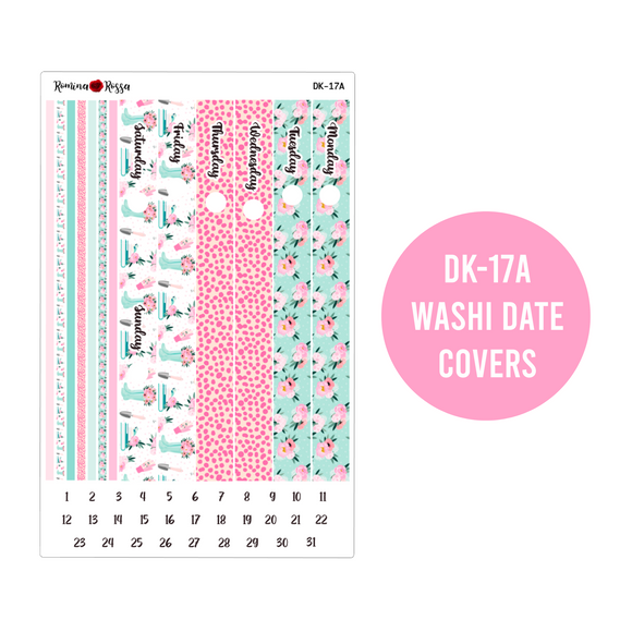 Hello Spring - Daily Planner Stickers